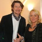 Georg Brandl mit Frau Schell (HPS)